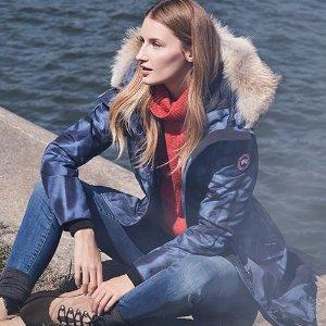 $450起,收封面款新色Canada Goose 羽绒服热卖,热门码全,冬日暖烘烘