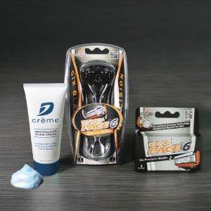 $9.75Pace 6 Shaving Kit
