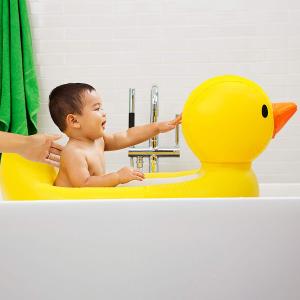 $7.55(原价$14.99)史低价:Munchkin 儿童大黄鸭沐浴浮床