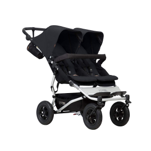 $450(原价$899.99)史低价:Mountain Buggy Duet V3 充气轮胎双人婴儿推车