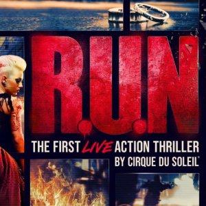 $69起 10月超燃登陆拉斯维加斯太阳马戏团大秀 R.U.N 门票预售 首部好莱坞动作剧类