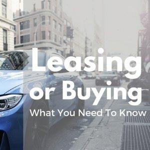 适合的才是最好的《租车还是买车》根据需求选择想要什么