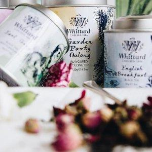 满额送价值£25大礼包 圣诞日历可以收啦Whittard of Chelsea 英国高级茶品牌全场满额送好礼