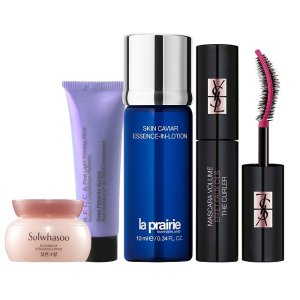 Free Giftwith any $25 Beauty Purchase @ Bloomingdales