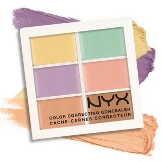 $7.59NYX Professional Makeup Color Correcting Concealer Pallete