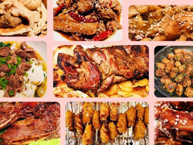 无肉不欢 | 分分钟上桌的中式感恩...