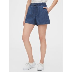 Gap牛仔短裤
