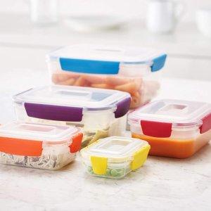 低至8.5折 €27.25收彩色5件套Joseph Joseph 保鲜盒套装热促 多颜色多尺寸可选