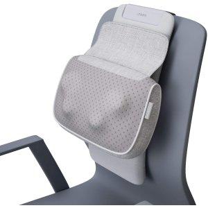 $54.99(原价$79.99)Naipo 办公座椅 颈背肩腰 深层指压加热按摩器/按摩枕