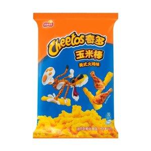 奇多 玉米棒 美式火鸡味 60g