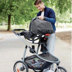 满额送Slim Snacker高脚餐椅最后一天:GRACO官网  童车、婴儿安全座椅旅行套装特卖
