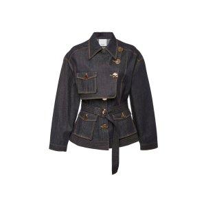 aclerLewis Belted Denim Jacket