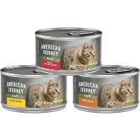 American Journey 无谷混合口味猫湿粮罐头 3oz 24罐