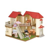 Calico critters 豪华乡间别墅套装