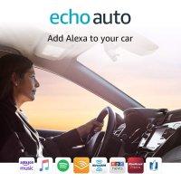Amazon Echo Auto - 让Alexa成为你的车载语音助手