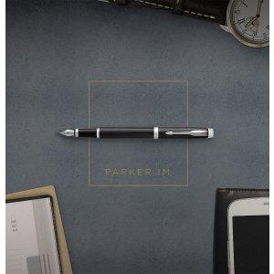 $36.45 (原价$73.15)Parker 派克 IM Fountain 时尚金属钢笔