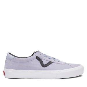 Vans香芋紫平底鞋