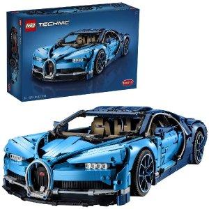 Lego机械组 布加迪超跑 Bugatti Chiron 42083