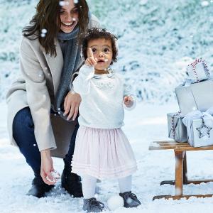 最高享8折The White Company 童装新款上架 复古英伦圣诞风
