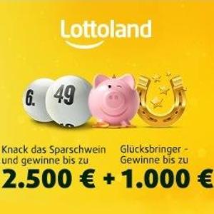 只要€1.5 赢200万欧元大奖今晚开奖!2注Lotto 49选6+10次小猪刮刮乐+10 horseshoe