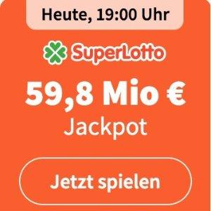 今晚开奖!新用户免费玩超级乐透SuperLotto 大奖5980万欧!猜对1个数字就中奖