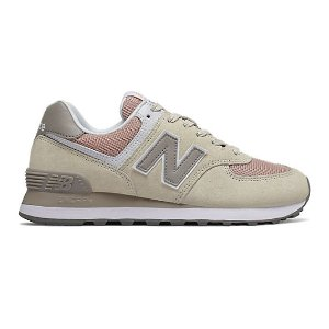 New Balance574 拼色女鞋