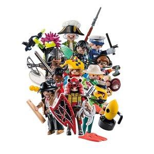 Playmobil男孩人物系列盲盒