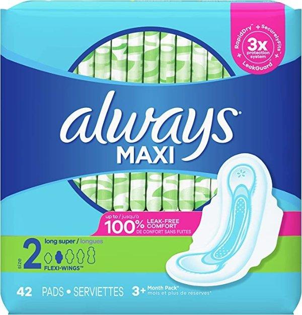 卫生巾 Size 2 42片