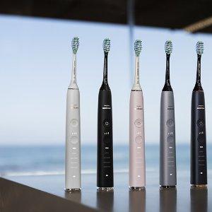 $250 (原价$369)最后一天:Philips 飞利浦电动牙刷系列