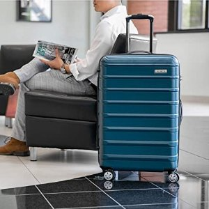 $140收2件套 单件仅$70限今天:Samsonite 新秀丽行李箱 出行最佳拍档 20寸和28寸组合