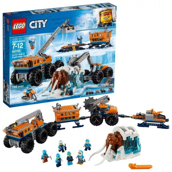 冰川探险 60195