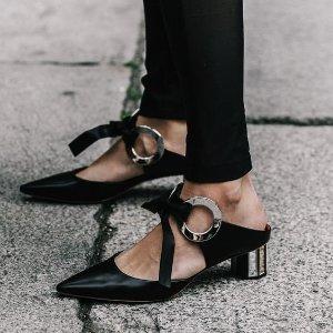 3折起+额外8.5折24 Sevres 设计师折扣区特卖 $231收NK粗跟鞋