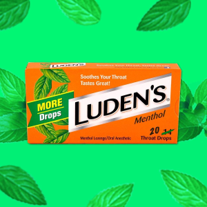 $0.74 + Free ShippingLuden's Menthol Throat Drops,Deliciously Soothing,20 Drops1 Box
