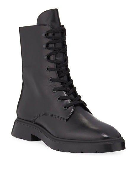 McKenzee Combat 短靴