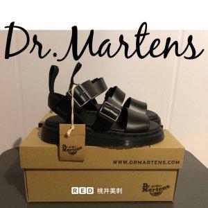 折扣区6.6折起+正价9折Dr.Martens官网 凉鞋清仓超低价 夏日必备