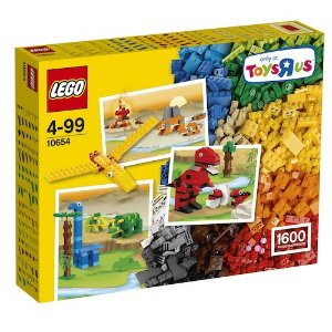 $47 LEGO Classic XL Creative Brick Box (10654)