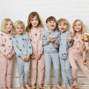 Extra 15% Off + Free ShippingDealmoon Exclusive: Pastel Collection Kids Apparel