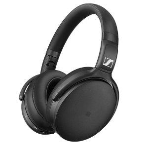 Sennheiser HD 4.50 Wireless Noise Canceling Over-the-Ear Headphones - Black/Red