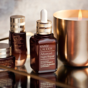 满额送多效智妍3件套限今天:Estee Lauder 全场美妆护肤品热卖 收小棕瓶、超值套装