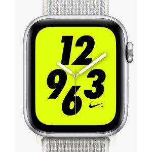 Nike(GPS) +Nike 手环Apple Watch Nike+ 4代