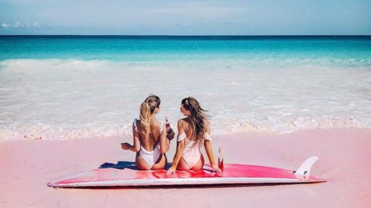 全球最浪漫粉色圣地,你去过几个?(收藏级)