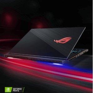 $1799 送黑色行动4ASUS ROG Zephyrus S 超薄游戏笔记本(i7-8750H, 1070, 16GB, 512GB)