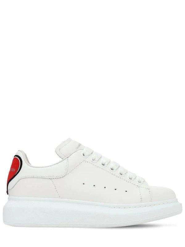 小白鞋 爱心款