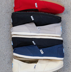 Up to $20 offBuy More Save More @ TOMS