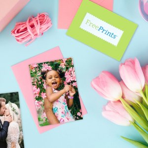 FreePrints10 Free 4x6 Prints + Two free 5x7 enlargements