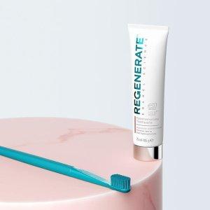 买3付2=变相67折 仅€7收牙膏唯一修复牙釉质牙膏!Regenerate 明星同款美白护龈牙膏