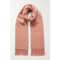 Acne Studios Fringed 羊毛围巾