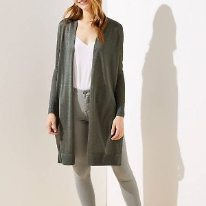 Up to 50% Off + Extra 10% OffLOFT Women Clothing Flash Sale