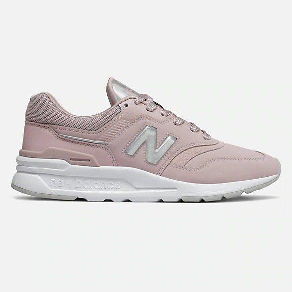 997H 粉色运动鞋