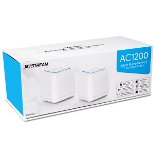 Jetstream AC1200 Whole Home WiFi Mesh Routers 2-Pack